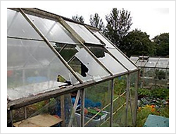 easyfix unbreakable greenhouse panes